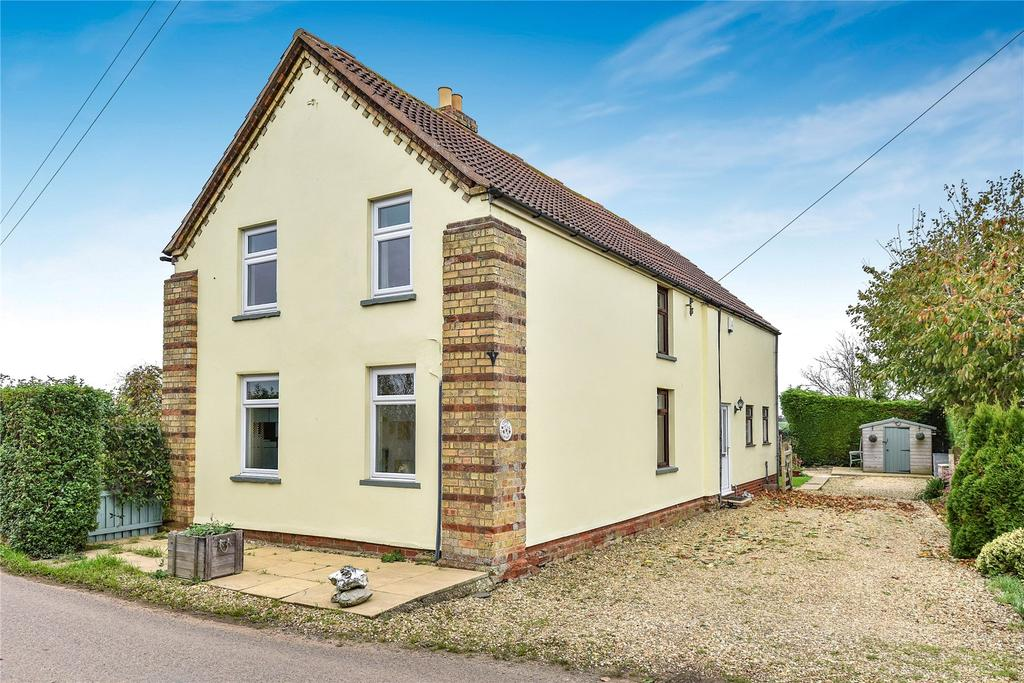 4 Bedrooms Detached House for sale in Sots Hole Bank, Holbeach St Matthew, PE12