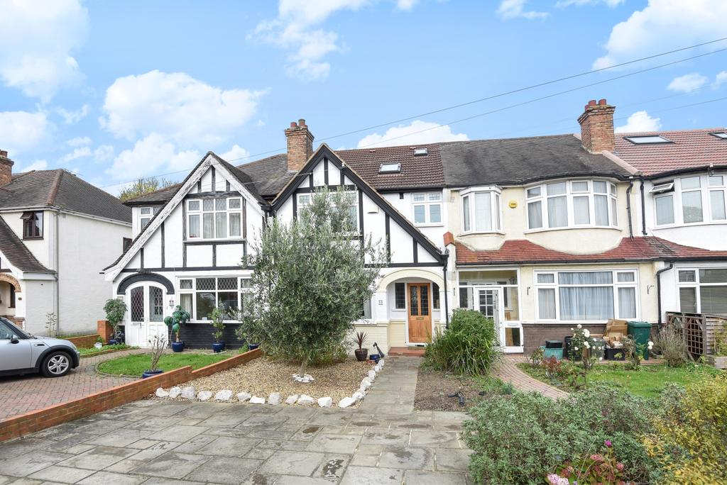 4 Bedrooms Terraced House for sale in Langley Way West Wickham BR4