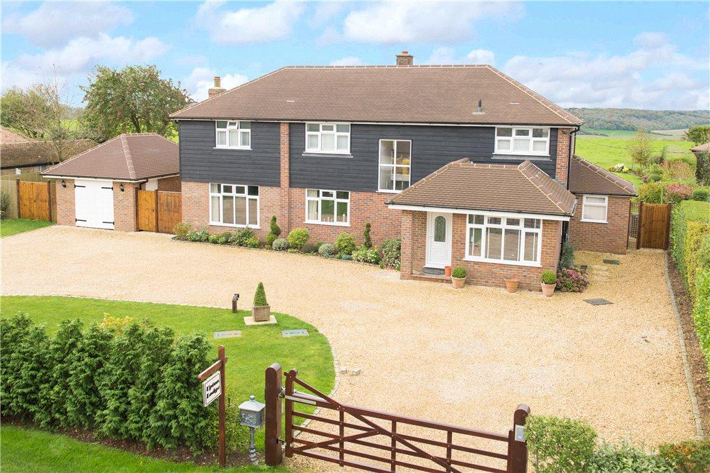 4 Bedrooms Detached House for sale in Chinnor Road, Bledlow Ridge, High Wycombe, Buckinghamshire