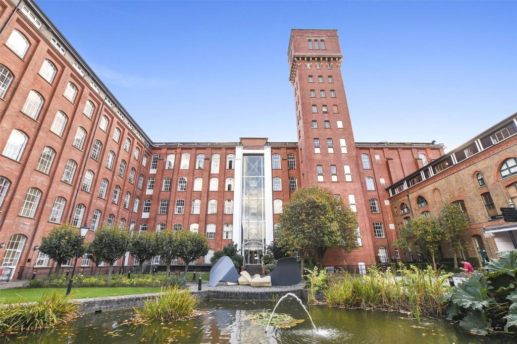 2 Bedrooms Flat for sale in Bow Quarter, 60 Fairfield Road, London, E3