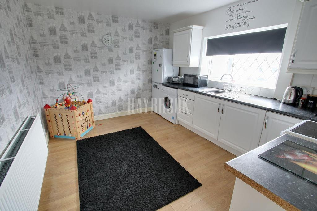 3 Bedrooms Semi Detached House for sale in Hayfield Drive, Frecheville, S12