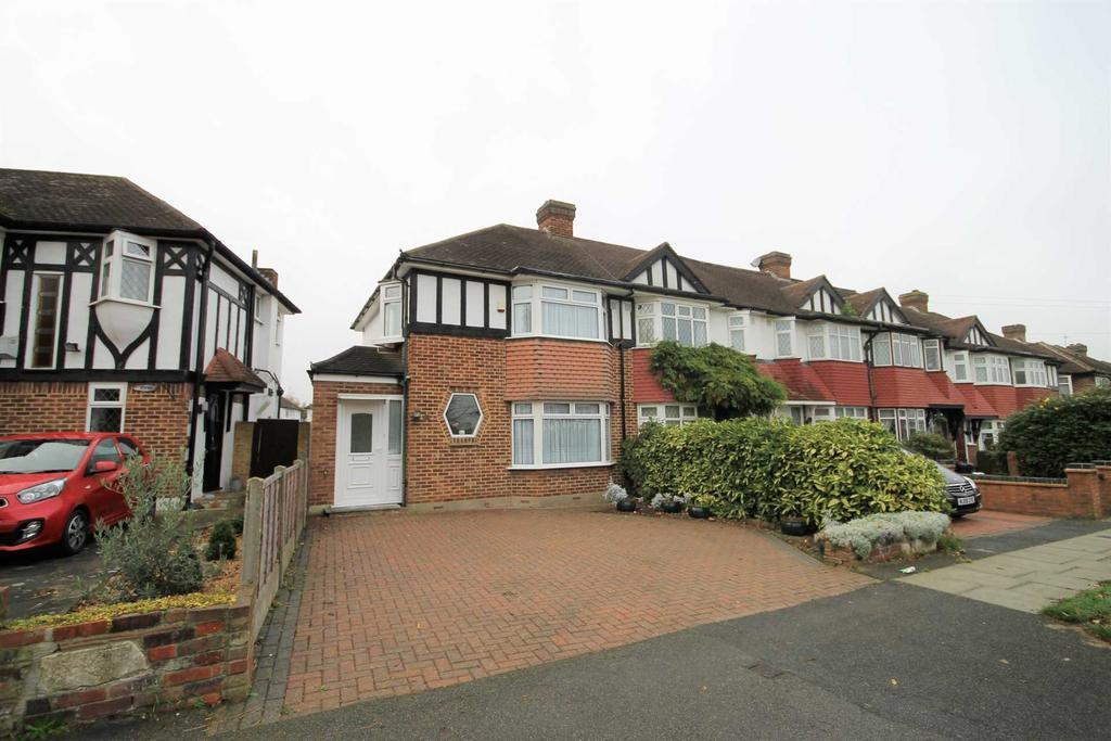Aragon Road Morden 3 Bed End Of Terrace House 163 450 000