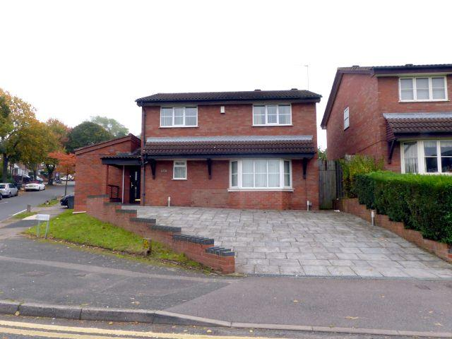 5 Bedrooms Detached House for sale in Aldridge Road,Great Barr,Birmingham