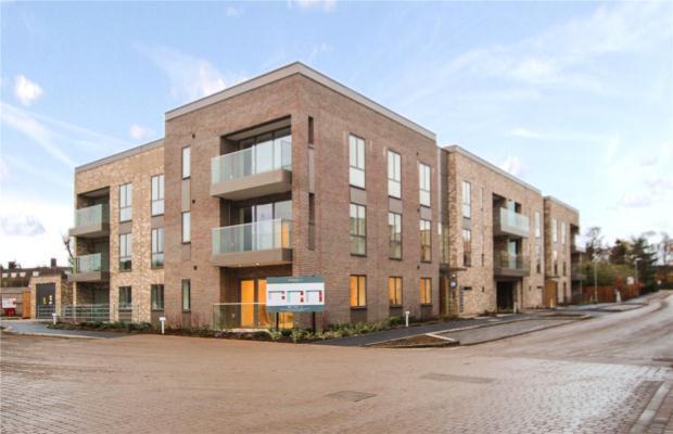 2 Bedrooms Apartment Flat for sale in Ninewells, Babraham Road, Cambridge