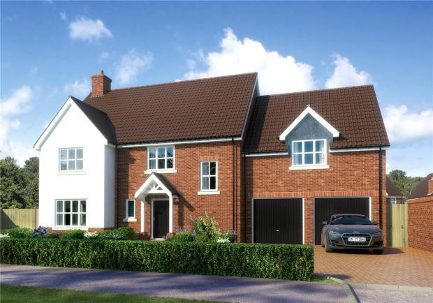 5 Bedrooms Detached House for sale in Moorefield, Pampisford Road, Great Abington, Cambridge, Cambridgeshire