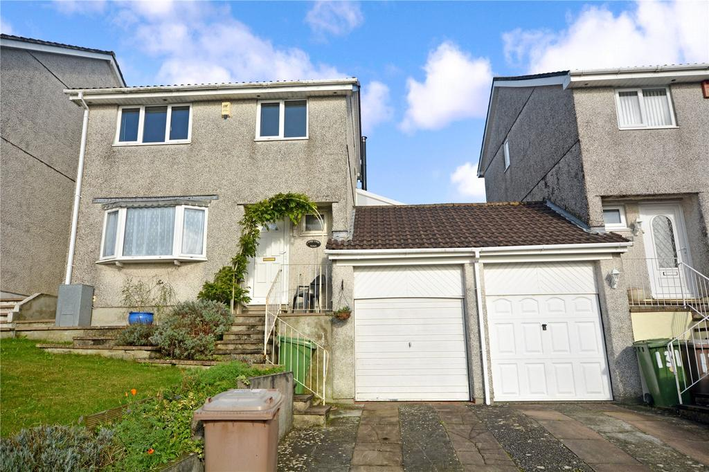 3 Bedrooms Detached House for rent in Elford Crescent, Plymouth