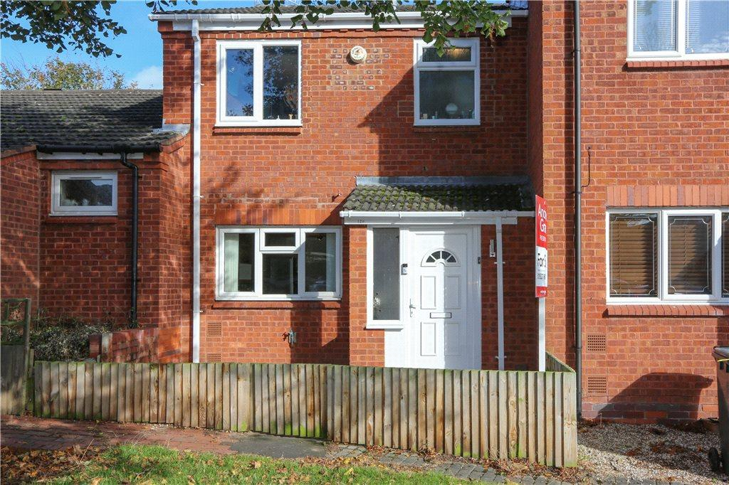 3 Bedrooms House for sale in Upper Field Close, Redditch, Worcestershire, B98