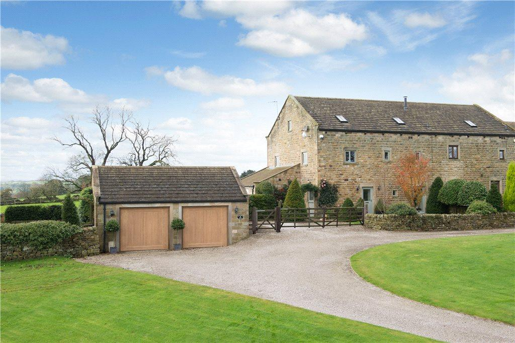 5 Bedrooms Unique Property for sale in Fewston, Harrogate, North Yorkshire