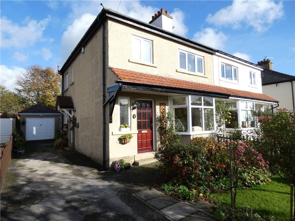 4 Bedrooms Semi Detached House for sale in Ferncliffe Drive, Baildon, West Yorkshire