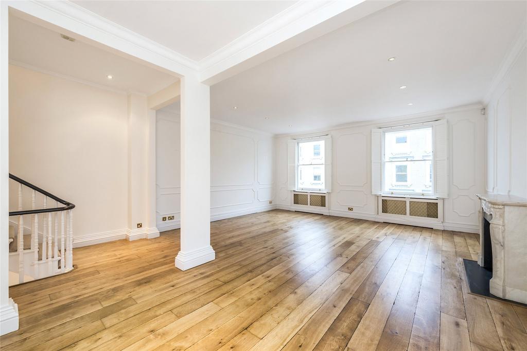 4 Bedrooms Maisonette Flat for sale in Harcourt Terrace, Chelsea, London, SW10
