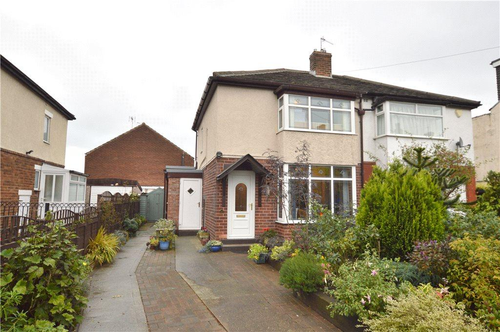 3 Bedrooms Semi Detached House for sale in Thorpe Road, Pudsey, West Yorkshire