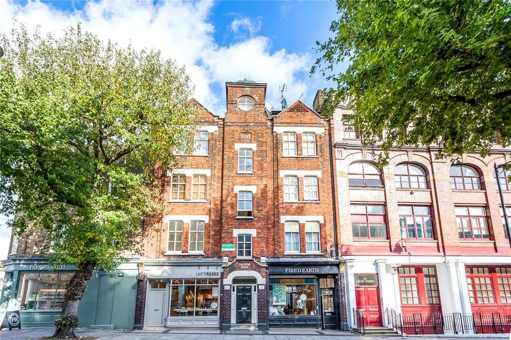 2 Bedrooms Flat for sale in Cross Street, London, N1