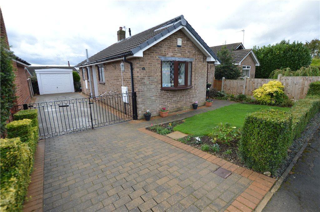 2 Bedrooms Detached Bungalow for sale in Baildon Avenue, Kippax, Leeds, West Yorkshire