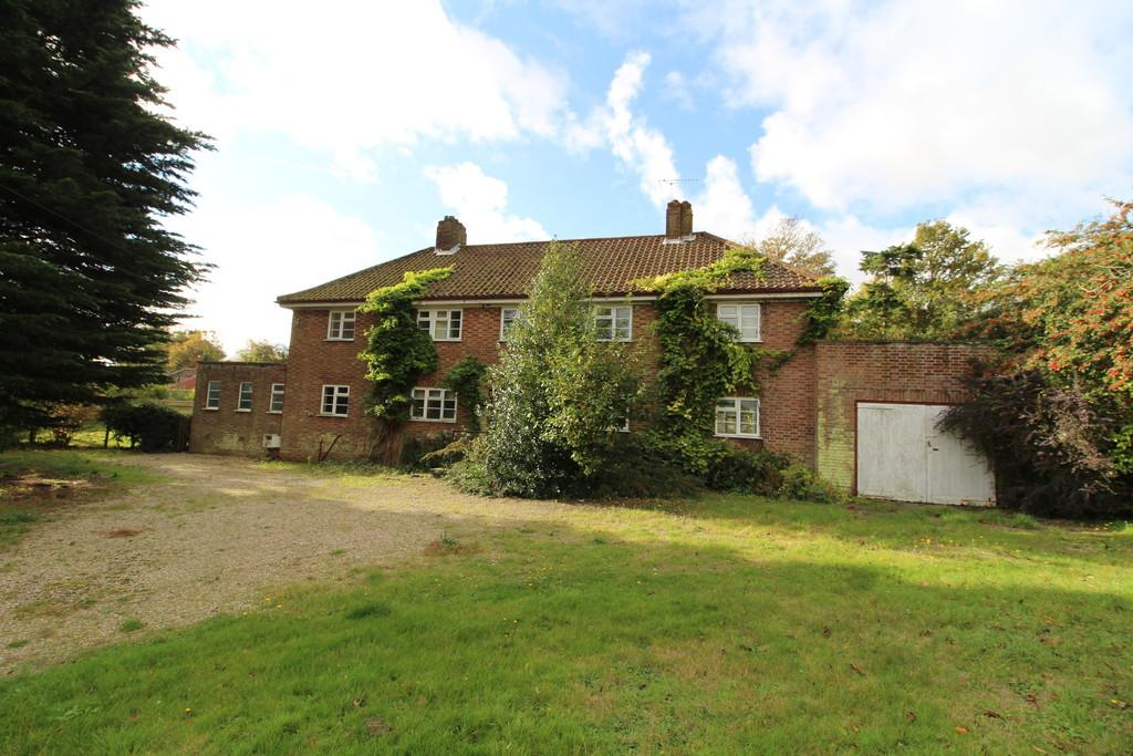 5 Bedrooms Detached House for sale in Leiston, Suffolk