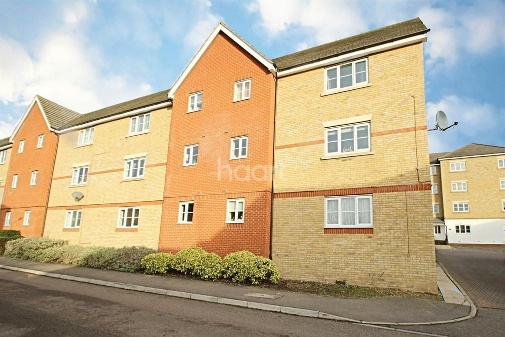 1 Bedroom Flat for sale in Kendal, Purfleet