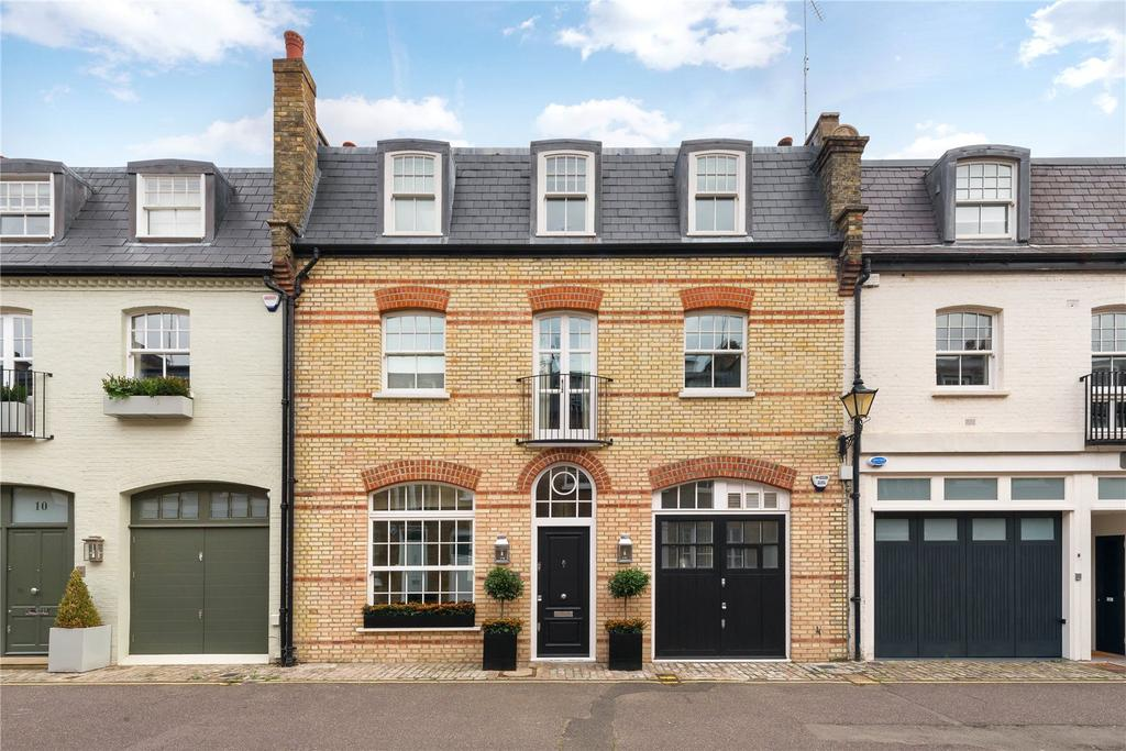 5 Bedrooms House for sale in Clabon Mews, London