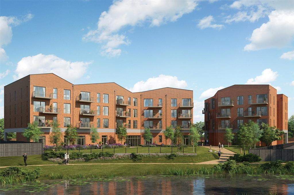 1 Bedroom Flat for sale in Trinity Quarter, Walnut Tree Close, Guildford, Surrey, GU1