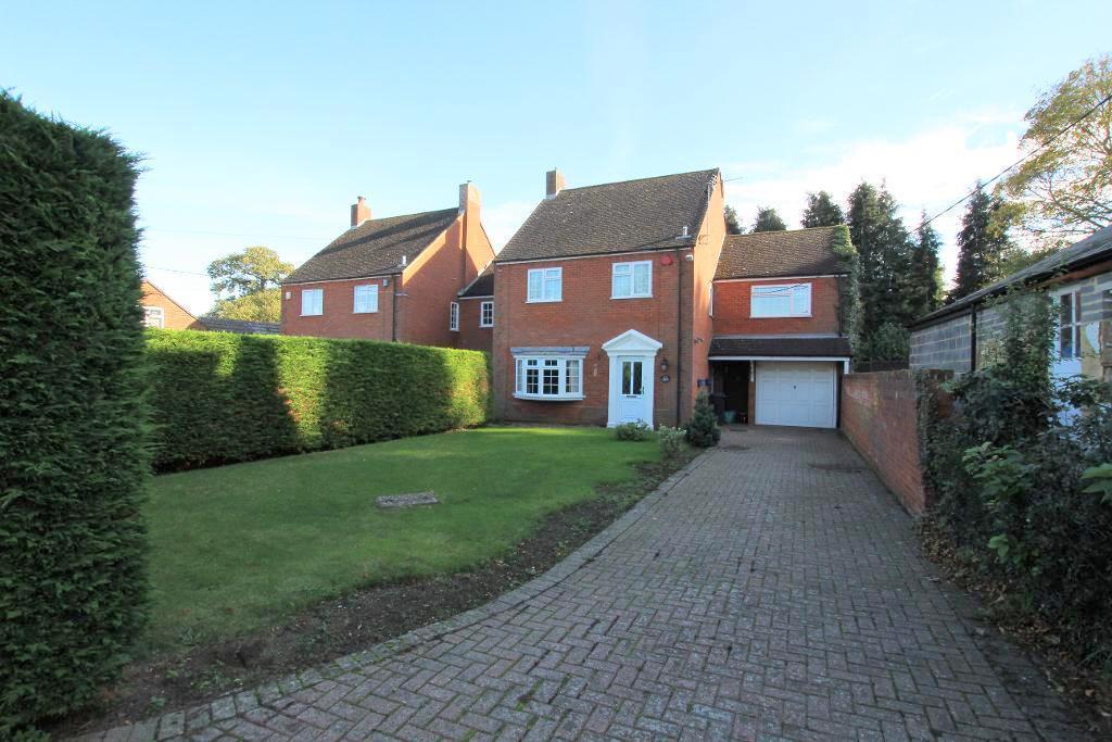 4 Bedrooms Link Detached House for sale in Church Lane, Flitton, Beds, MK45 5EL