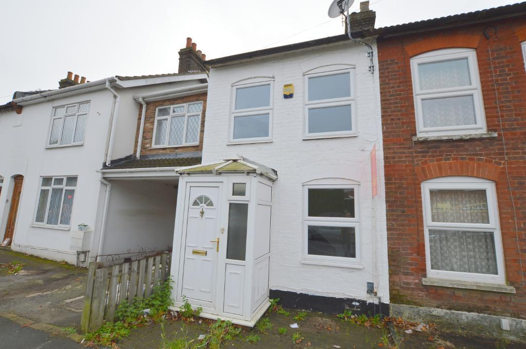 3 Bedrooms End Of Terrace House for sale in Putteridge Road, Putteridge, Luton, LU2 8HG