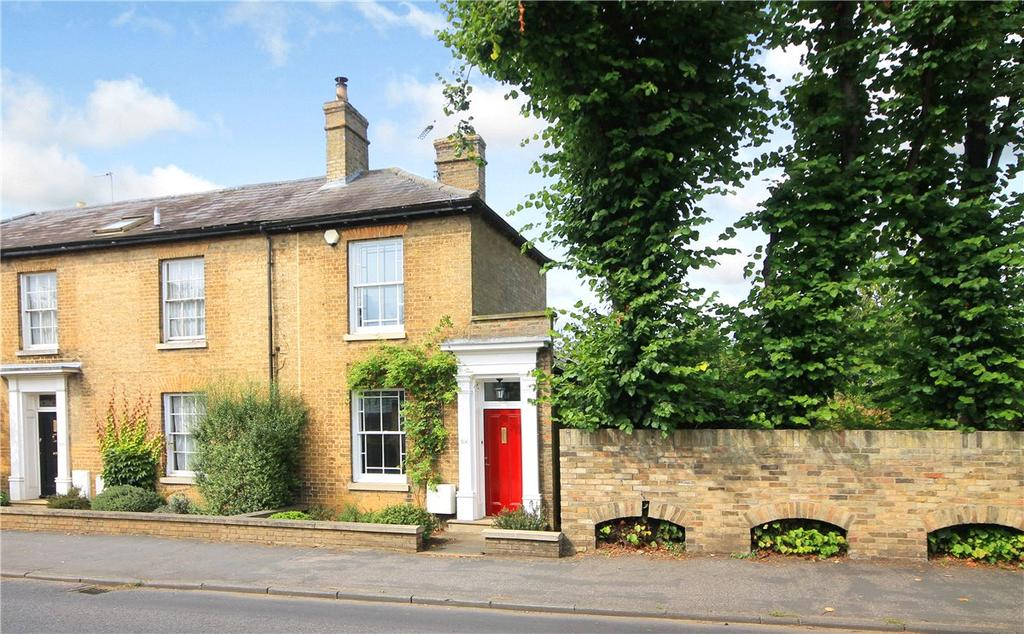 3 Bedrooms Semi Detached House for sale in High Street, Cottenham, Cambridge, CB24