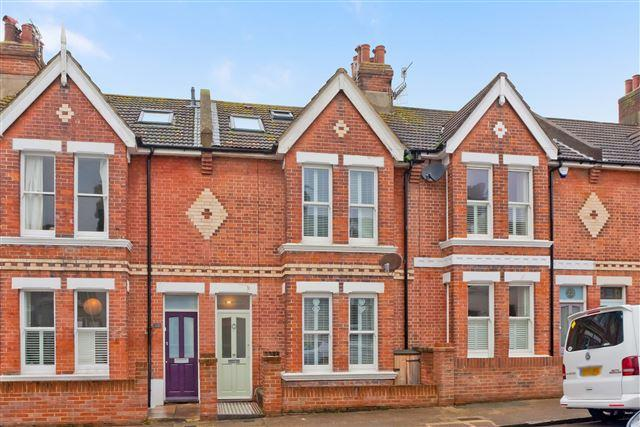 4 Bedrooms Terraced House for sale in Kendal Road, Hove