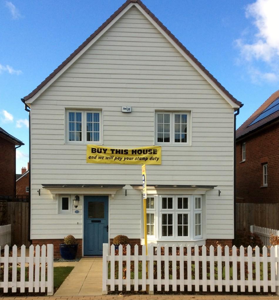 4 Bedrooms Detached House for sale in Gurr Walk, Marden