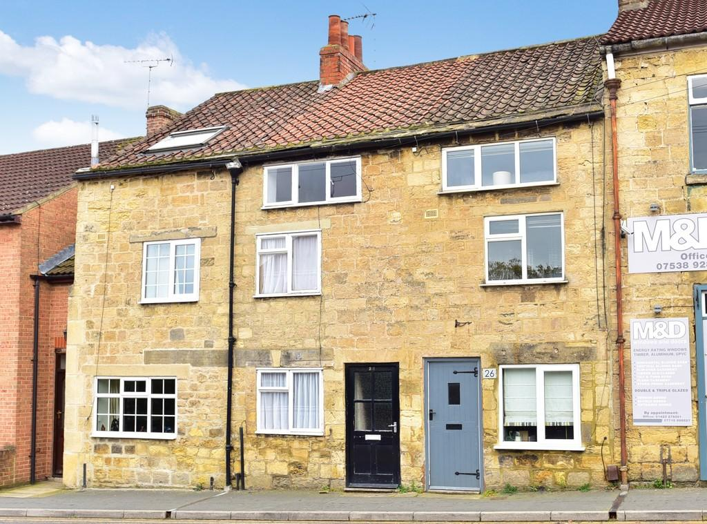 3 Bedrooms Town House for sale in Park Row, Knaresborough