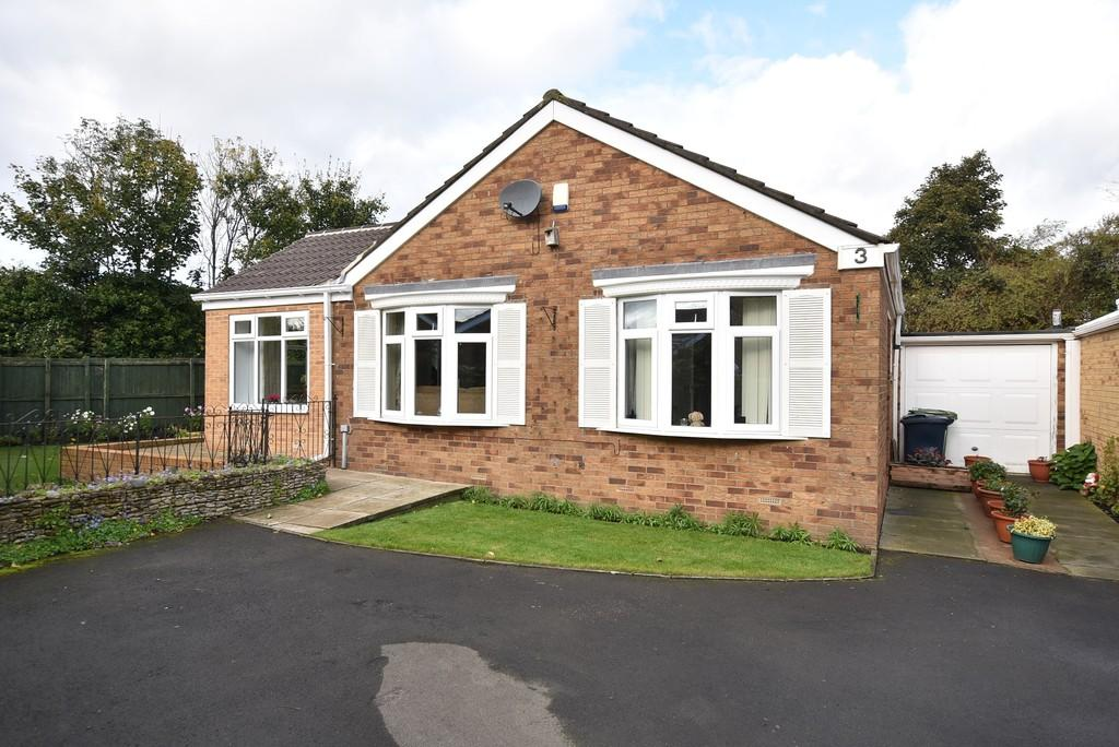 3 Bedrooms Detached Bungalow for sale in Rosemount Court, West Boldon