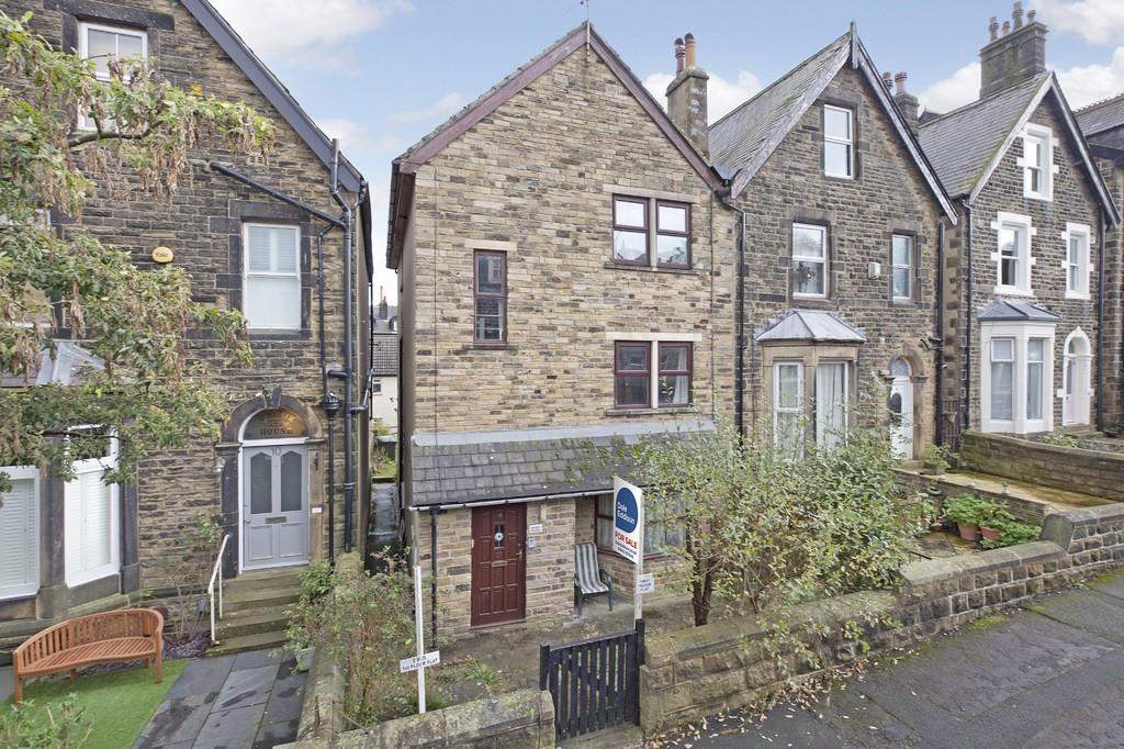 2 Bedrooms Flat for sale in Tivoli Place, Ilkley