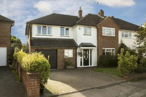 4 bedroom semi-detached house for sale - Rowland Way, Earley, Reading
