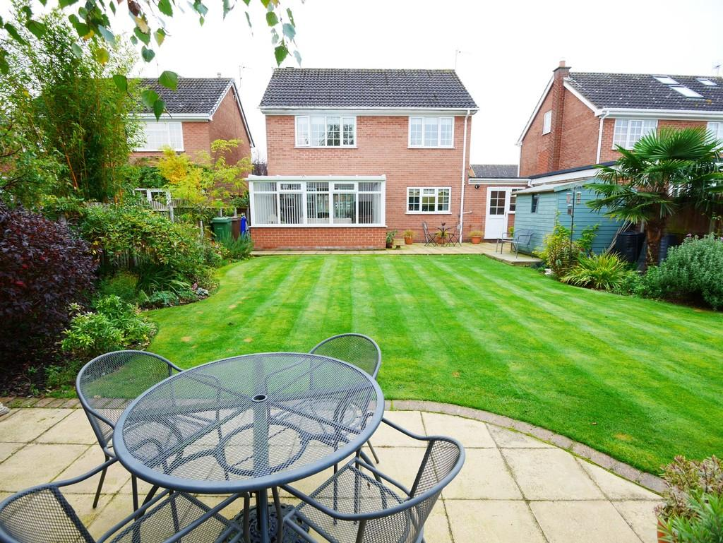 3 Bedrooms Link Detached House for sale in Boothgate Drive, Howden