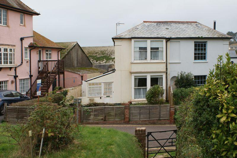 4 Bedrooms Semi Detached House for sale in Cliff Terrace, Budleigh Salterton