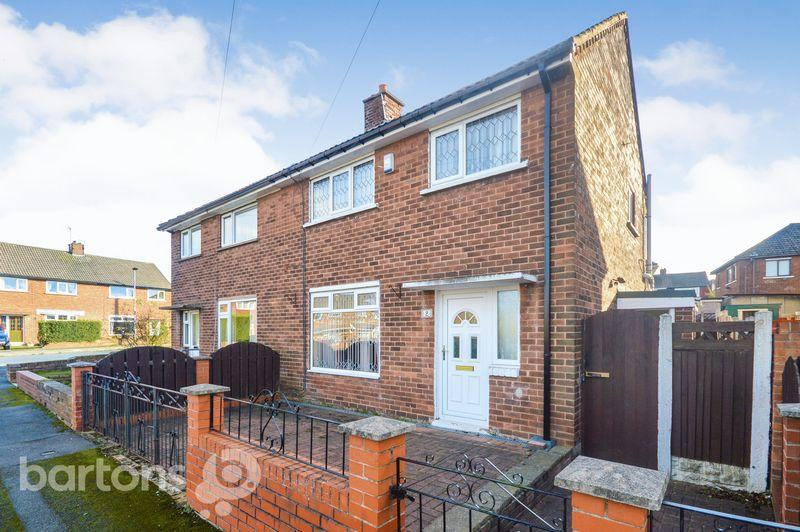 3 Bedrooms Semi Detached House for sale in Renville Close, Rawmarsh