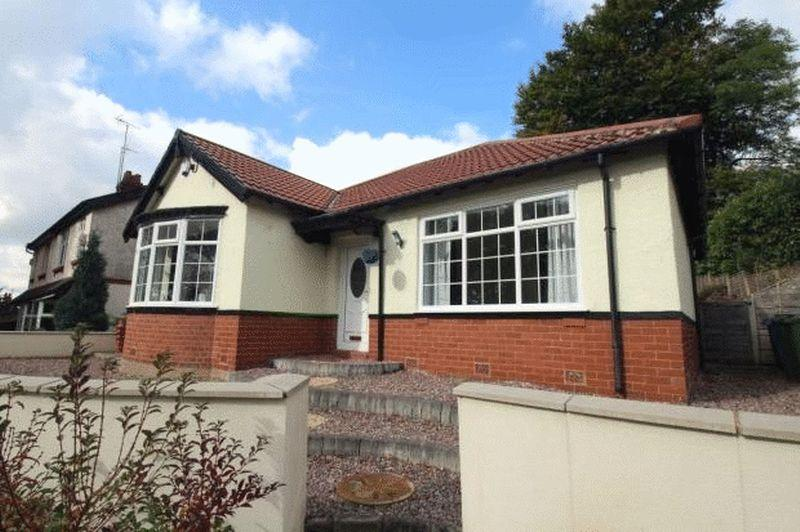 2 Bedrooms Detached Bungalow for sale in Stockport Road West, Bredbury