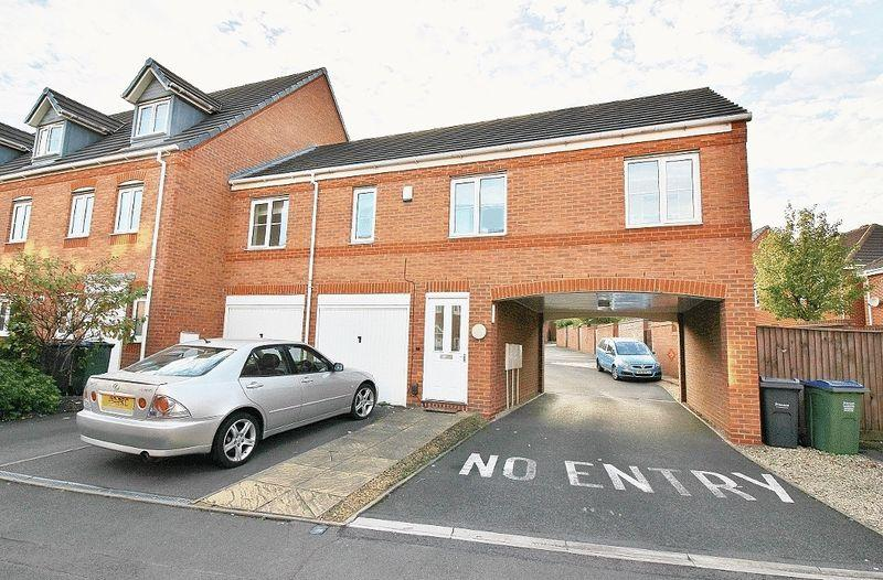 2 Bedrooms Apartment Flat for sale in Blenheim Drive, Wednesbury