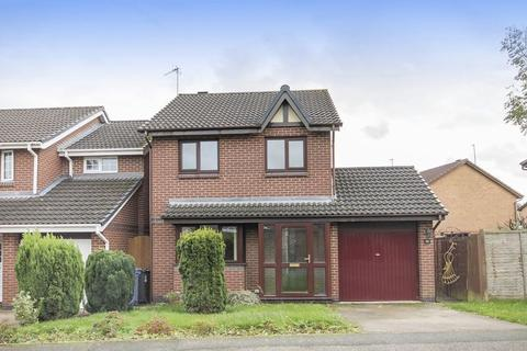 3 bedroom detached house for sale - NEVINSON DRIVE, SUNNYHILL