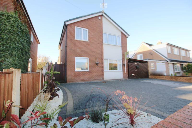 4 Bedrooms Detached House for sale in Southfield, Much Hoole
