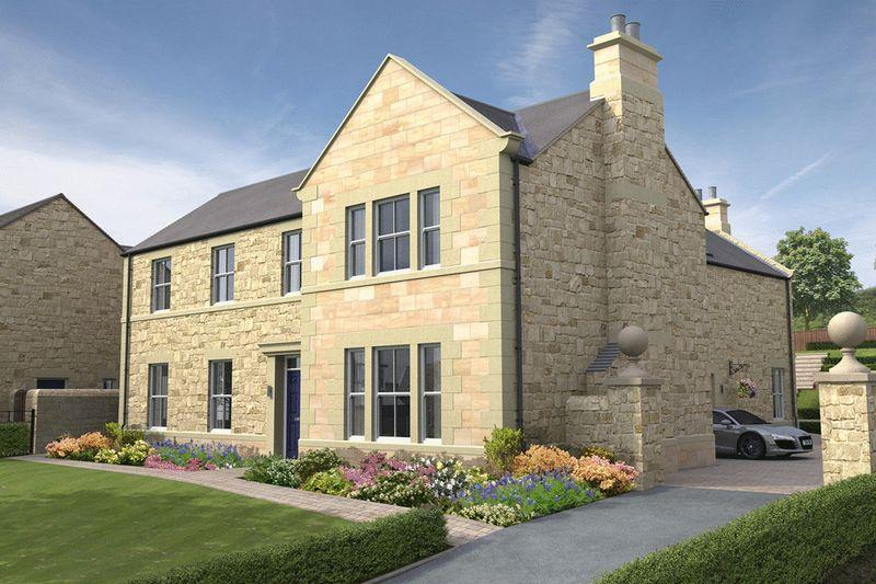 5 Bedrooms Detached House for sale in Allendale House, Main Street, Newton