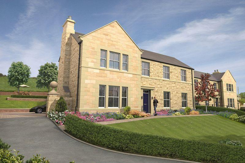 5 Bedrooms Detached House for sale in Tynedale House, Main Street, Newton