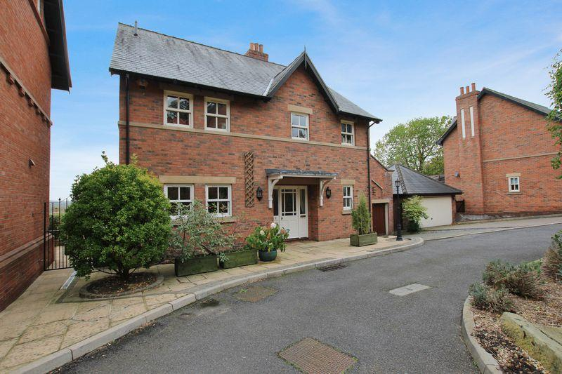 4 Bedrooms Detached House for sale in 5 Stanthaket Court, Spring Hill, Lincoln