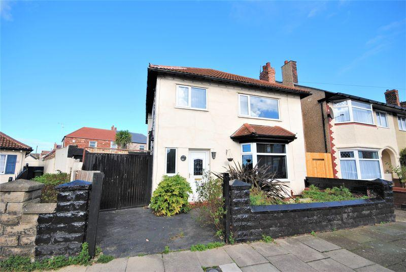 3 Bedrooms Detached House for sale in Cliff Road, Wallasey