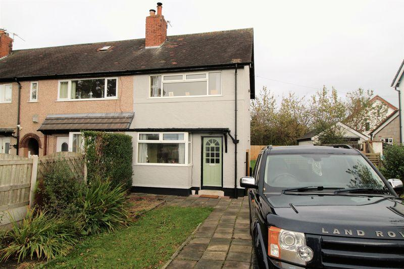 2 Bedrooms Semi Detached House for sale in Irby Road, Pensby
