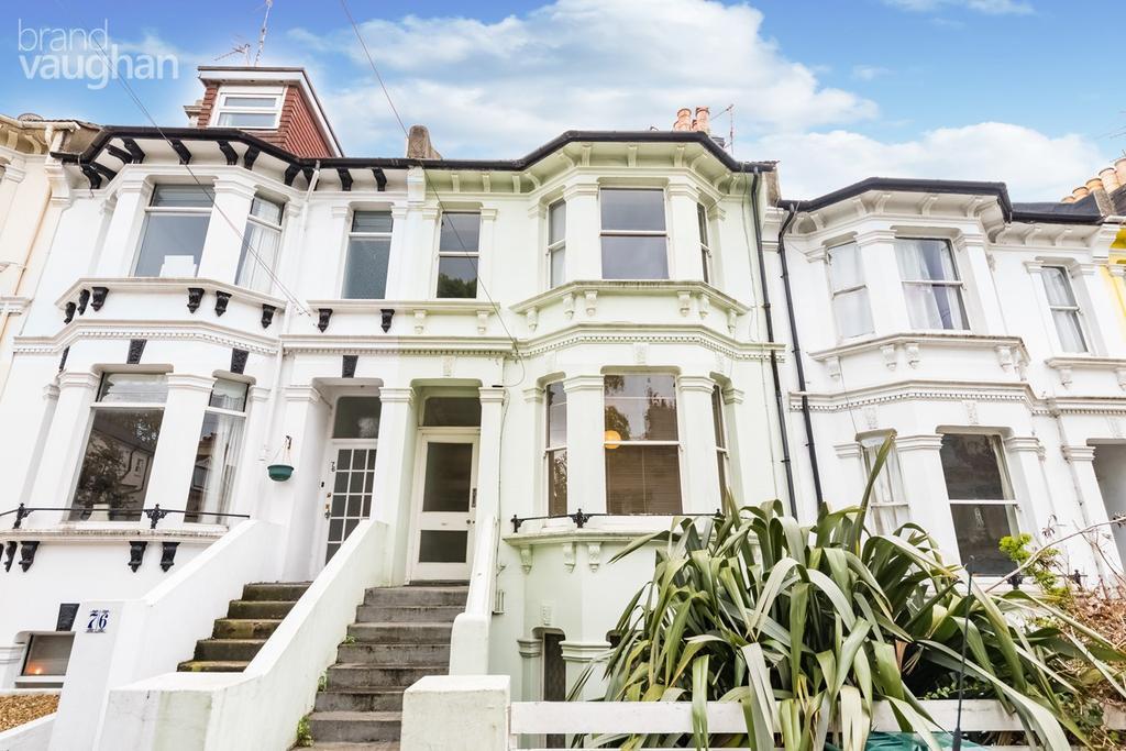 1 Bedroom Flat for sale in Springfield road, Brighton, BN1