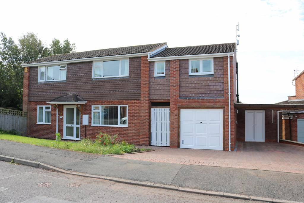 4 Bedrooms Detached House for sale in Blenheim Drive, Ledbury, HR8