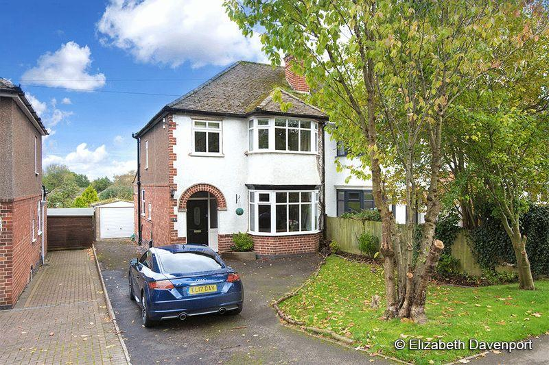 3 Bedrooms Semi Detached House for sale in Common Lane, Kenilworth