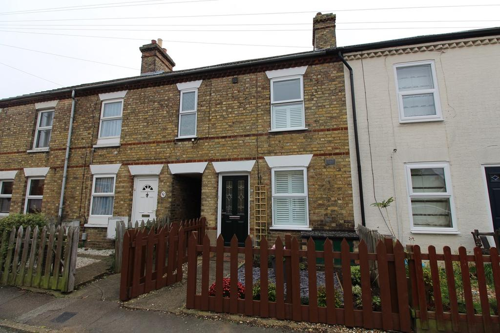 2 Bedrooms Terraced House for sale in Longfield Road, Sandy, SG19