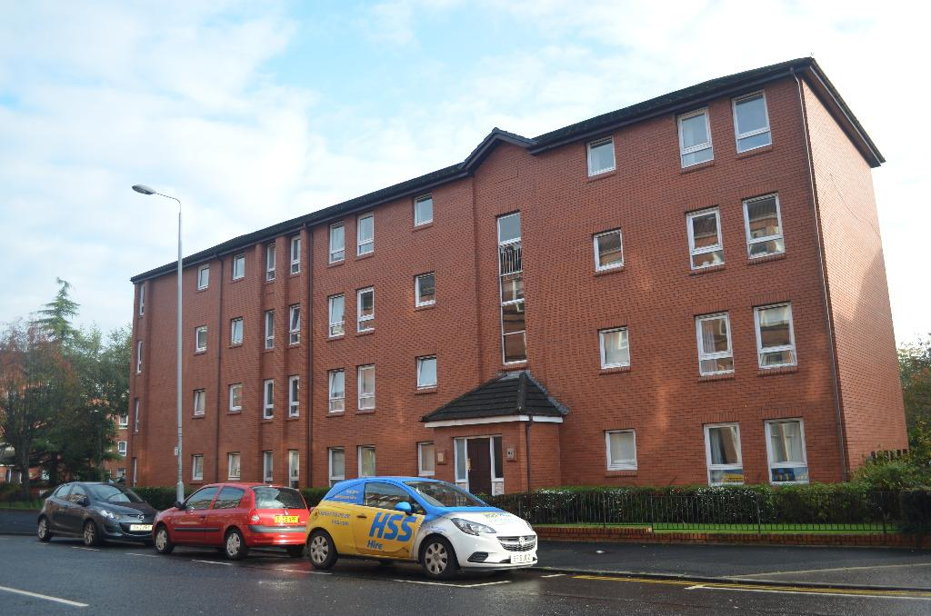 2 Bedrooms Flat for sale in Holmlea Road, Flat 3/2, Cathcart, Glasgow, G44 4BL