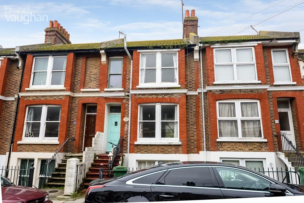 2 Bedrooms Maisonette Flat for sale in Rugby Place, Brighton, BN2