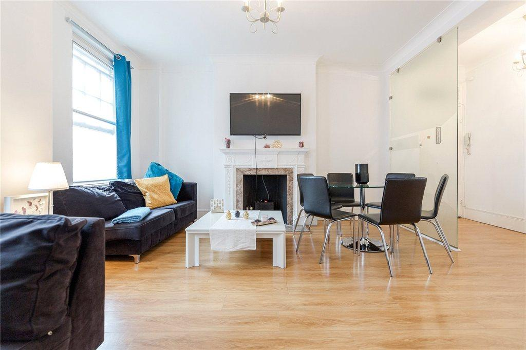 2 Bedrooms Apartment Flat for sale in Grosvenor Court Mansions W2