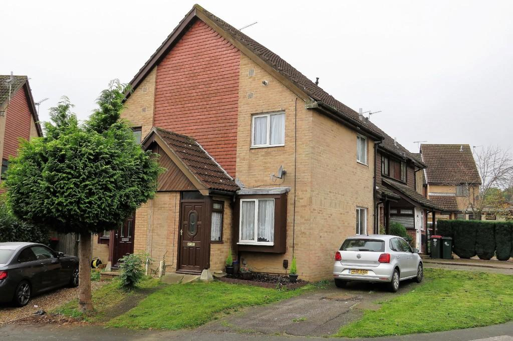 1 Bedroom End Of Terrace House for sale in Ifield, Crawley, RH11